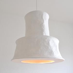 mariekedijkers - papieren lamp 46x46cm 1u