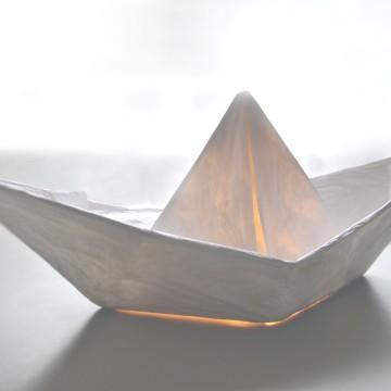 marieke dijkers - papieren bootje