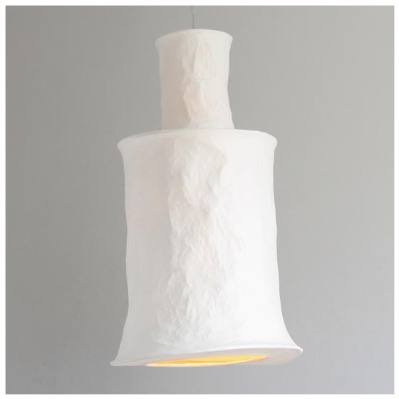 mariekedijkers - papieren lamp 46x80cm 2