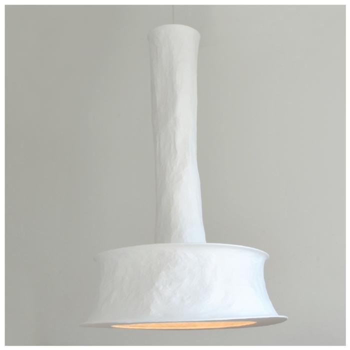 mariekedijkers - papieren lamp 70x95cm